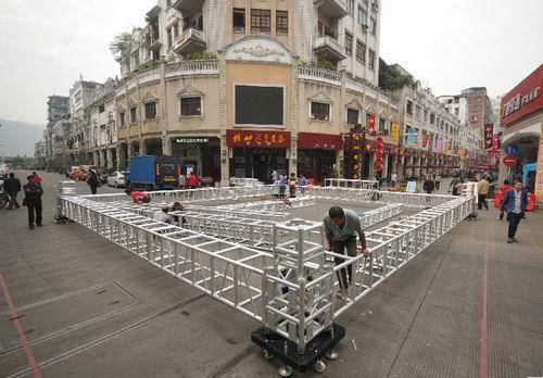 贵州舞台搭建公司