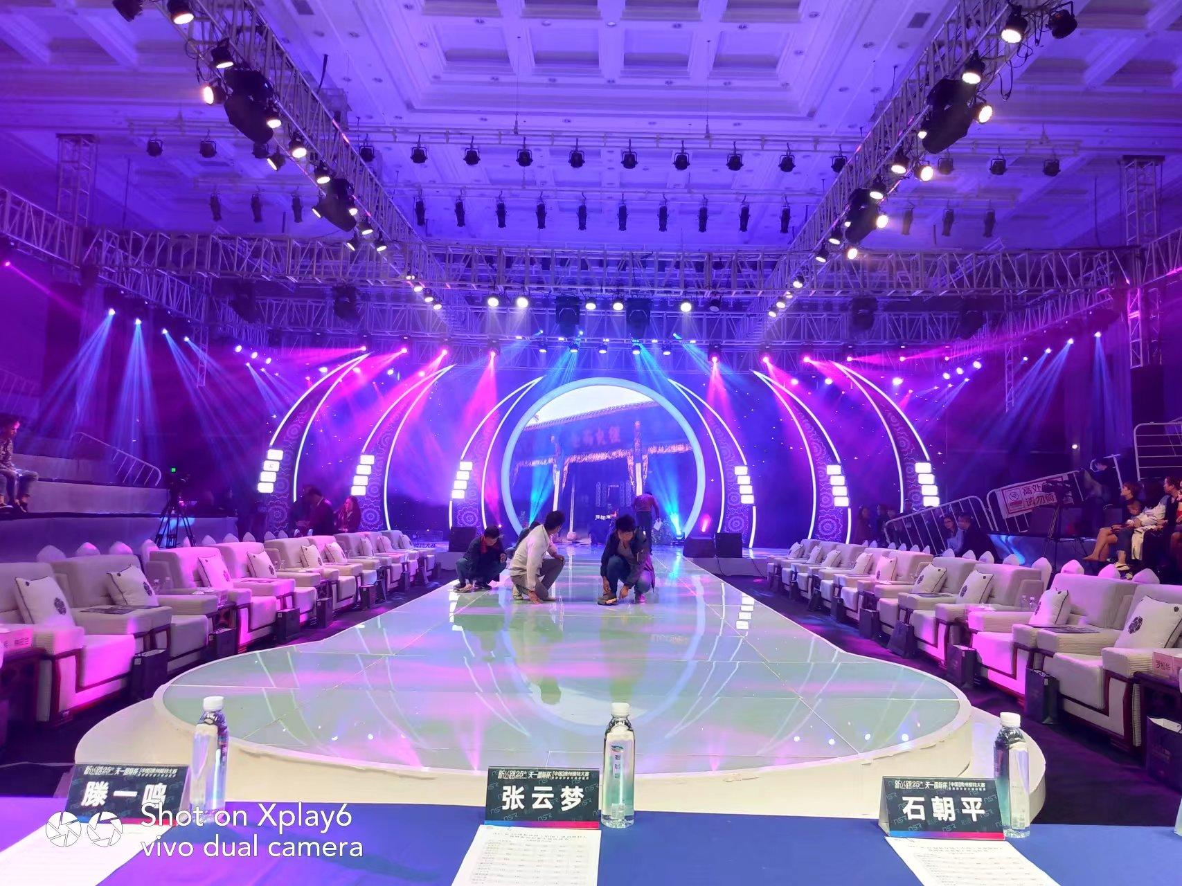 贵州舞台搭建哪家好