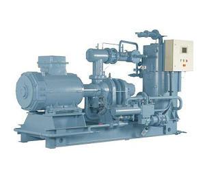 二氧化碳复叠制冷系统