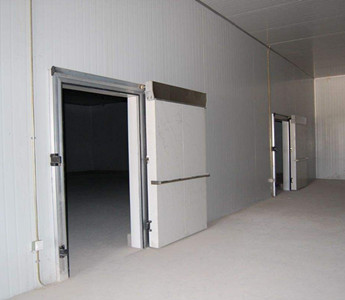 【圖文】青島冷庫安裝完成注意事項_冷庫安裝設計中冷庫門選擇