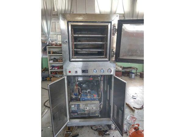冻干食品实验柜(制冷部分)