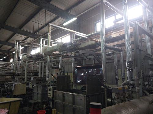 瑞丝染整有限公司蒸汽管道