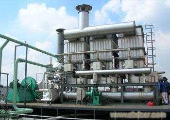 泄氯回收装置设备