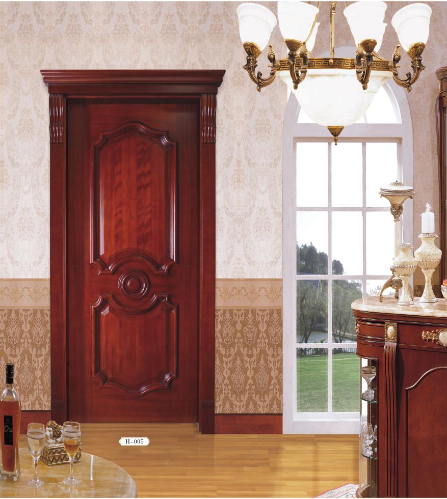 烤漆工艺门
