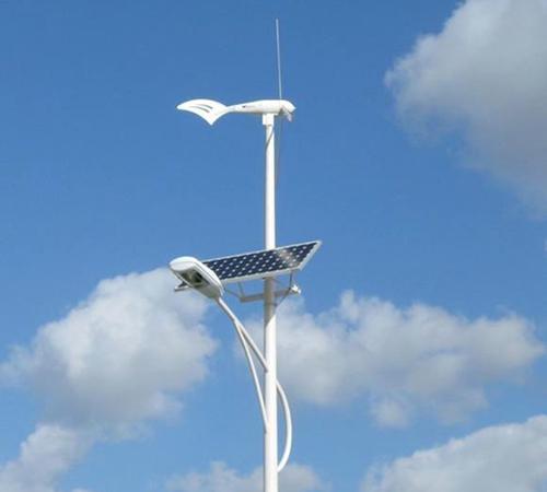 遵义风力发电路灯