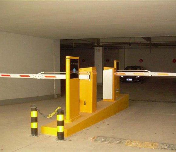 停车场系统厂家