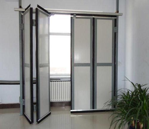 贵州自动折叠门