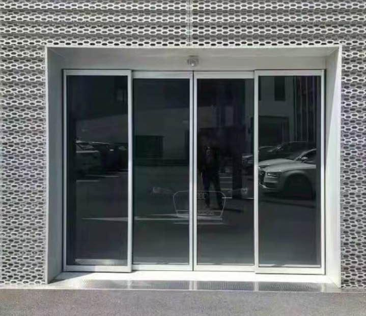 铝型材地弹门