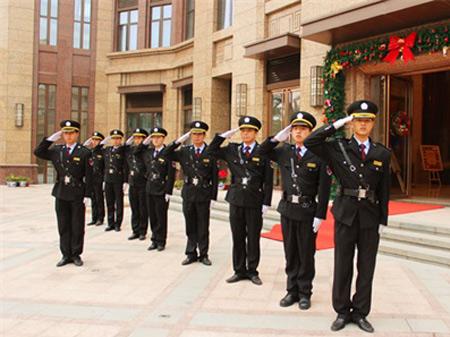 黄江保安服务