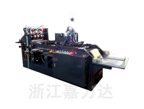 中式信封糊合喷胶贴纸机