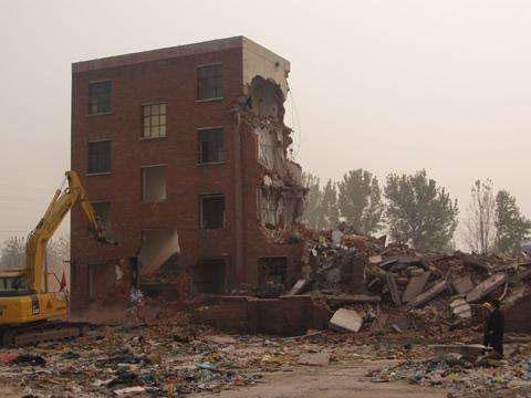 废旧厂房拆除哪家好