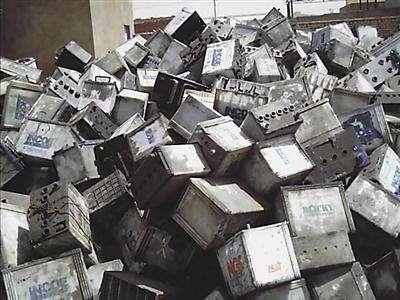 贵州废电瓶回收