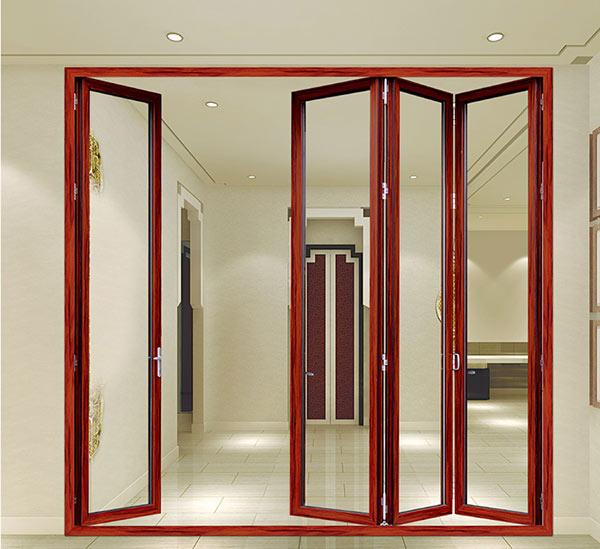 贵州重型折叠门