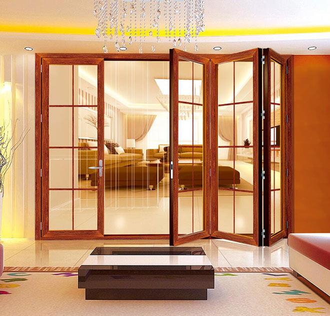 贵阳重型折叠门