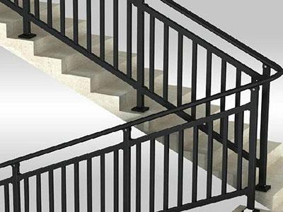 石家庄钢制楼梯