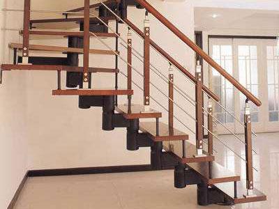 钢制旋转楼梯
