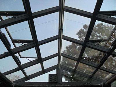 钢架玻璃房