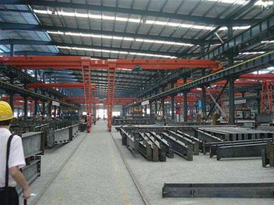 石家庄钢结构生产厂家