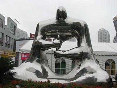 不锈钢雕塑制作厂家