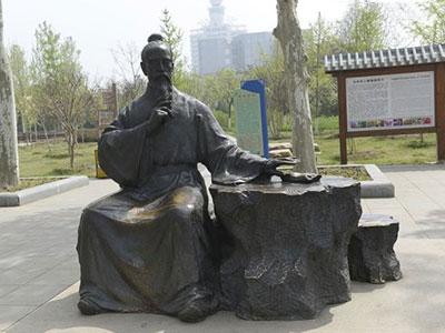 河北铜雕塑