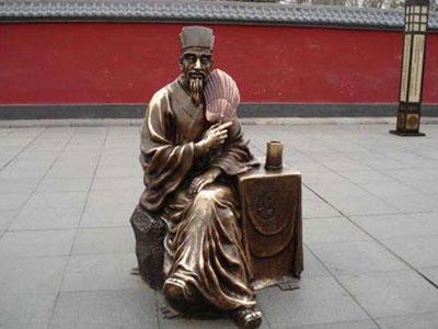 河北人物雕塑
