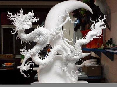 石家庄泡沫雕塑