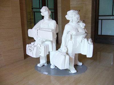 河北泡沫雕塑