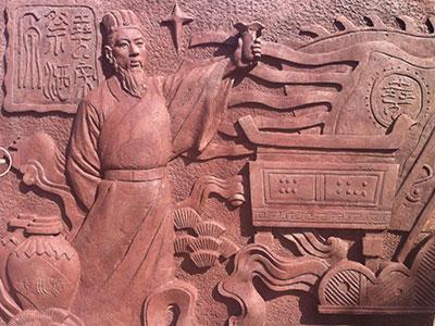 石家庄浮雕壁画