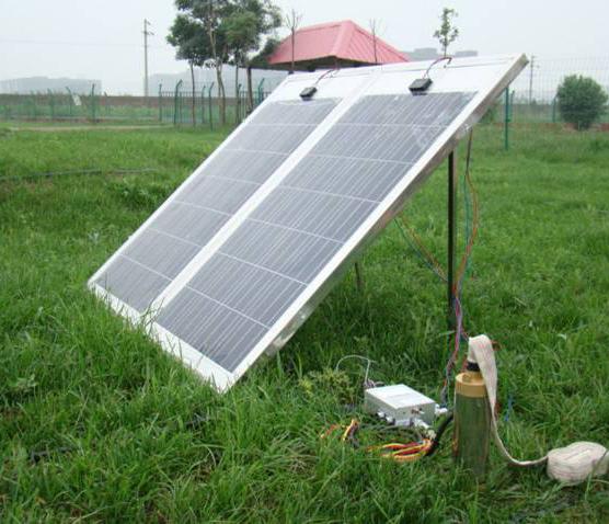 昆明太陽能光伏水泵