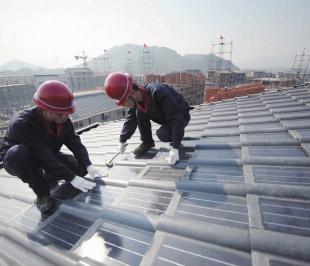 太陽能並網發電