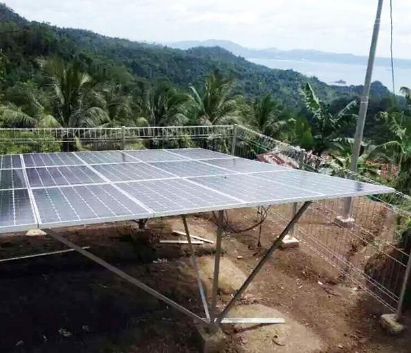 昆明太陽能離網發電係統