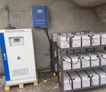 昆明光伏离网储能发电系统