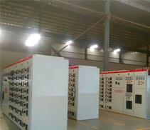 大型光伏並網發電站係統櫃