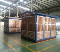 大型箱變光伏離網儲能發電係統