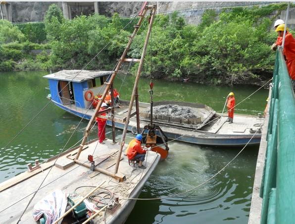 承接水下打捞工程