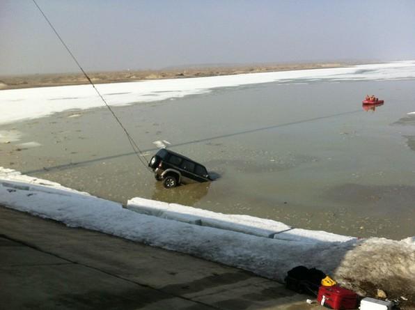 水下车辆打捞