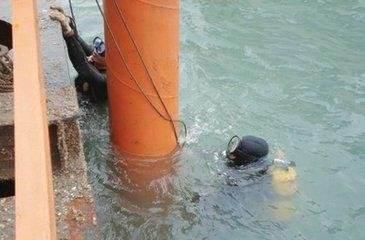 浙江绍兴水下拆除去哪能找到 速邦 水下拆除施工