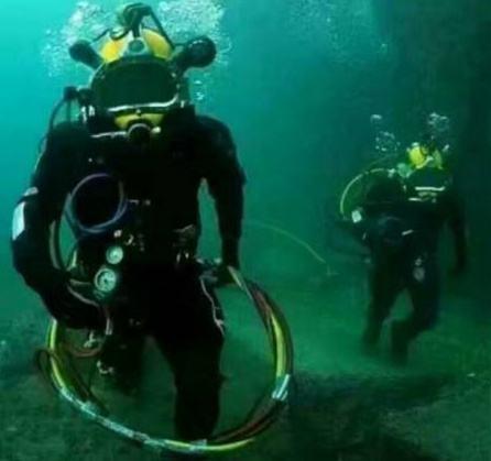 盐城水下沉物打捞
