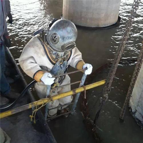 水下打捞尸体