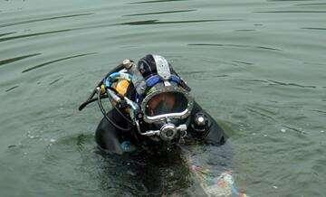 水下钻头打捞
