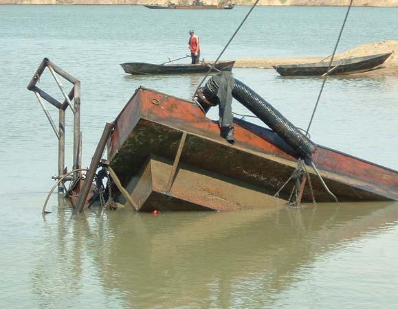 盐城水下解体打捞