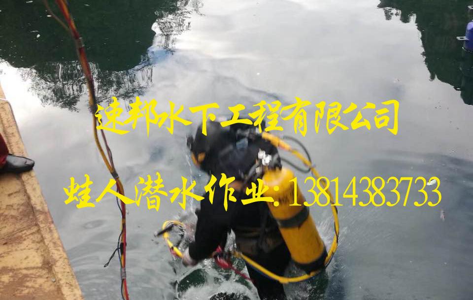 水下管口安装方法