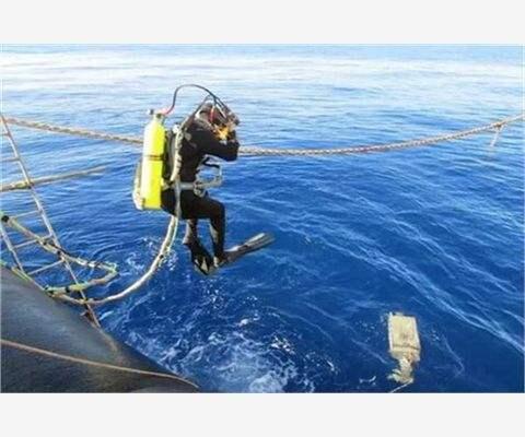 水下沉船打捞方案