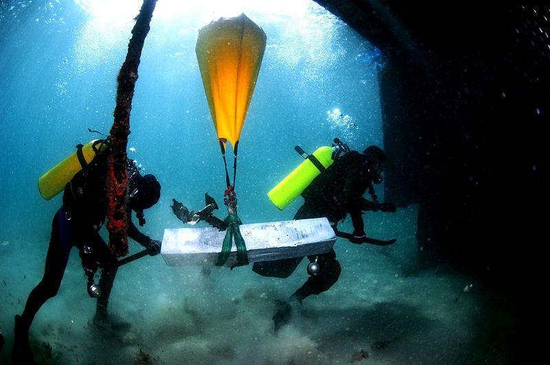 水下打捞施工承包