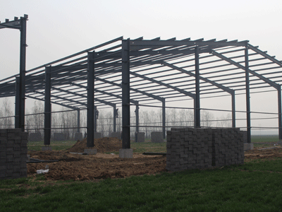 河北钢结构厂
