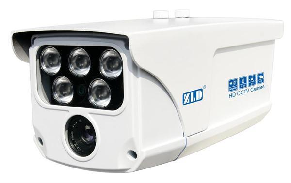 网络高清摄像机安装