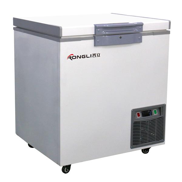 158L超低温冰箱