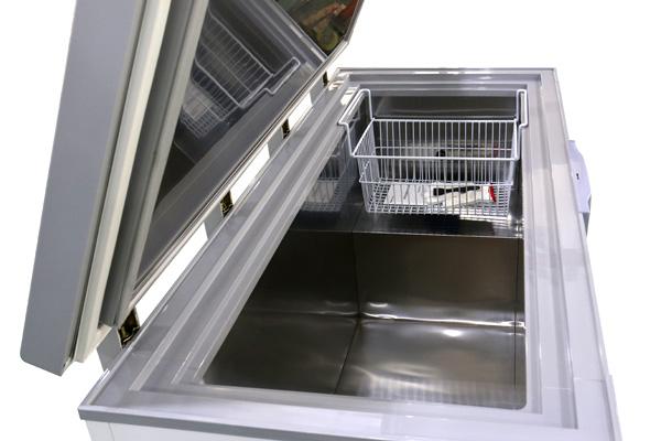 600L超低温冰箱