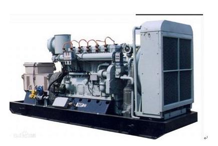 300系列兰炭气、焦化气发电机组