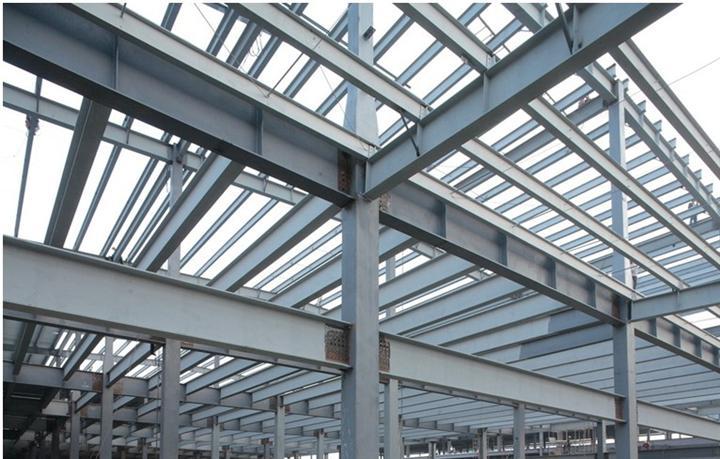 贵阳钢结构厂房施工方案